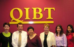 Visit to QIBT