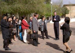 Philip @ Education & Training International Agents' workshop in Perth