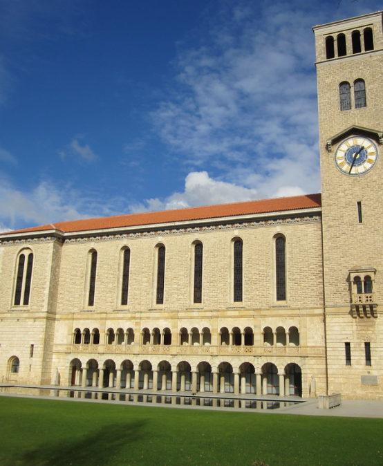 The University of Western Australia Open Day